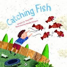 New Zealand:Frances McBeath and Sandy Roydhouse. i chose this book because the boy is trying to catch the fish Story Time, New Zealand, This Book, Fish, Illustration, Books, Libros, Pisces, Book