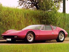 1970 Monteverdi Hai 450 SS