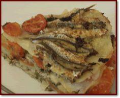 Ricette regionali > Campania > Secondi: Alici alla pescatora