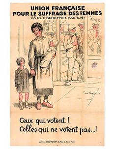 Article internet sur le site elle.fr créé le 18/10/2013. Plusieurs affiches féministes nous sont décrites par  Bibia Pavard ( vu précédemment) et Michelle Zancarini-Fournel.
