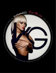 Rihanna Reveal New Blonde Topless Ad For MAC Viva Glam