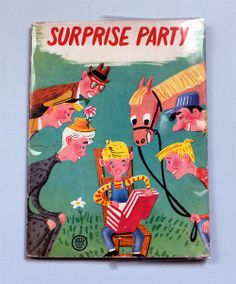 Surprise Party illustrated by André Dugo in 1963