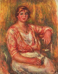 ルノアール 1904 Melkerin