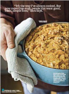 Sweet potato spoon bread Foster Market in Chapel Hill NC 11/12/14