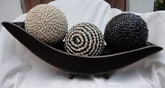 Centro de mesa hecho con semillas   chico $150  Grande $300  Mediano $220