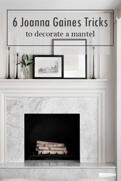 Decorating your Mantel seems like an easy thing to do until you try it. I have some great ideas and &; Decorating your Mantel seems like an easy thing to do until you try it. I have some great ideas and […] decoration for home joanna gaines Home Fireplace, Fireplace Remodel, Fireplace Design, Fireplace Ideas, Fireplace Mantle Decorations, Modern Fireplace Decor, Fireplaces, Above Fireplace Decor, Rustic Mantle Decor