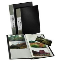 photo album storage idea from the container store