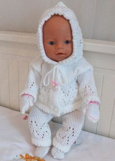 Dolls clothing 16 inch doll knitted dolls clothes dolls