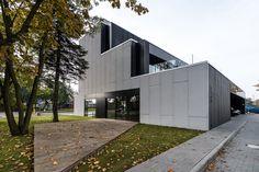 Wiadomości Wrzesinskie Editorial Office / Ultra Architects