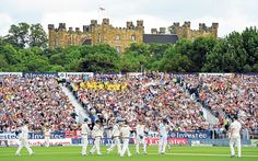 Ashes 2013: Durham venue provides perfect setting as England are pegged back by Australia - Telegraph