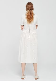 Tiled dress - Pre Order : Kate Sylvester - Shop Online - Sylvester S16P