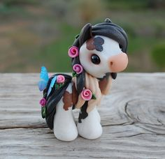 Gypsy Belle - wee pony 2017 (custom order)