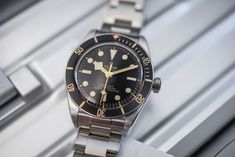 786d278be81 Hands-On - Tudor Black Bay Fifty-Eight 39mm 79030N - Baselworld 2018 (Specs    Price)