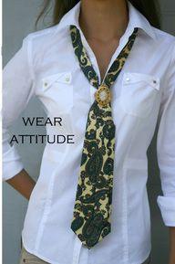 Womens Ties! Too cute! #gifts