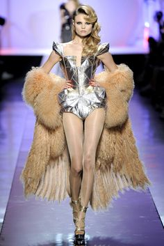 Jean Paul Gaultier | Fall 2009 Couture Collection | Style.com