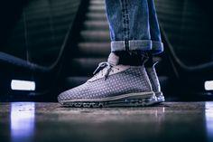 Nike - Air Max Woven Boot (grey) - 921854-001