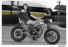 MotArt: Sophia Tsingos' 77' Racer