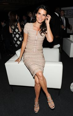 Swagirl celebrities — Angie Harmon is on SwaGirl.com...