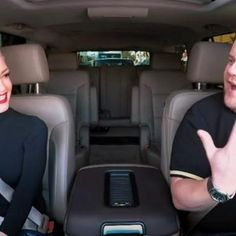 Hot: George Clooney and Julia Roberts join Gwen Stefani and James Corden for Carpool Karaoke