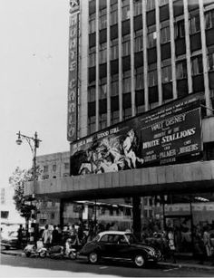 Johannesburg City, Cinema Theatre, Abandoned Buildings, When Us, The Good Old Days, Monte Carlo, Live, South Africa, Landscape Photography