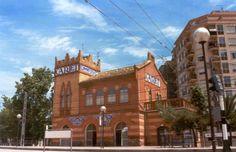 Patrimonio Industrial Arquitectónico: FGV cede la estación de Carlet (Valencia) al Ayunt...