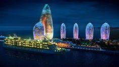 awesome Отели Саньи 5 звезд: топ-10 лучших вариантов для эксклюзивного отдыха на тропическом курорте в Китае