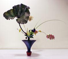 Ikenobo-Isivata-flower-display