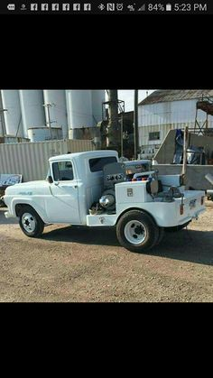 Our next truck we are building will look like this