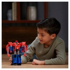 Transformers Robots in Disguise Optimus Prime - Combiner Force 3-Step Changer