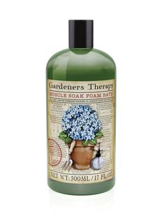 If you like what you read on @lippylikes blog, you can find Gardener's Therapy Muscle Soak Foam Bath on our brand new website!