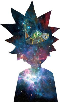 Rick and Morty Space