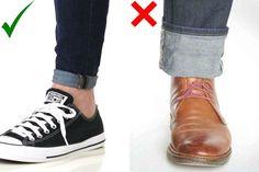 Já falamos muito aqui no EL HOMBRE sobre a importância dos detalhesquando o assunto é moda masculina. Um dos maiores erros que os homens cometem no dia-a-