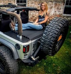 Pin by andrew mcalister on jeep girls Jeep Wrangler Girl, Jeep Wrangler Unlimited, Jeep Wranglers, Wrangler Rubicon, Jeep Wrangler Accessories, Jeep Accessories, Jeep 4x4, Jeep Truck, Trucks And Girls