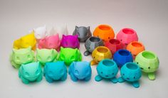 Grow a Bulbasaur on Your Desk with 3D Printed Pokemon Planters - My Modern Met