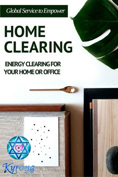 Now You Can Energetically Clear Your Home. When you clear your home, you are clearing your life! You provide yourself, your environment, your life & your work with the highest level of positive energy possible. #homeclearing