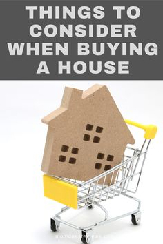 Things to Consider When Buying a House - Mom Does Reviews