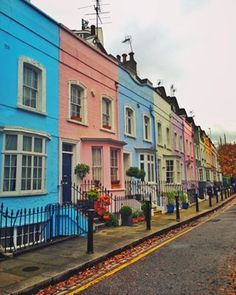 Bywater Street, Chelsea | 18 Stunning London Sights That Were Just Made For Instagram