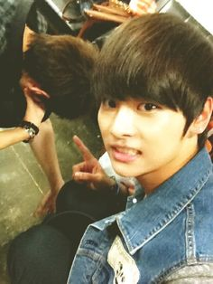 1000+ images about Cha Hak-yeon/N on Pinterest | N vixx ...