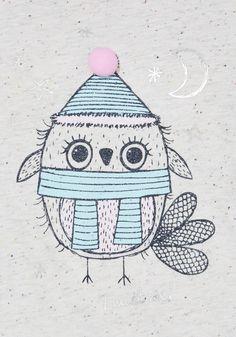Clothing at Tesco | F&F Owl Pyjamas > nightwear > Nightwear & Slippers > Women