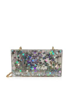Pink Haley Women's Star Clutch, Silver at MYHABIT