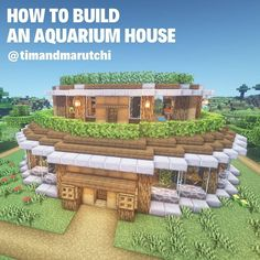 An Amazing Base To Start Your Minecraft Journey And Be Safe. Minecraft Structures, Easy Minecraft Houses, Skins Minecraft, Minecraft Houses Blueprints, Minecraft Plans, Minecraft House Designs, Minecraft Survival, Minecraft Decorations, Amazing Minecraft