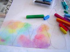 Love the colors Shrink Paper, Shrink Art, Diy Arts And Crafts, Crafts To Make, Diy Crafts, Resin Crafts, Resin Art, Diy Shrink Plastic Jewelry, Epoxy