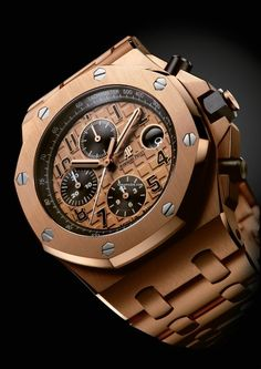 Audemars Piguet [NEW] Royal Oak Offshore Chronograph 26470or.oo.1000or.01 (Retail:HK$543,000) ~ JULY SPECIAL: HK$405,000.