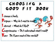 More Dr. Seuss & Daily Five  Okay so if you haven't figured out that Dr…