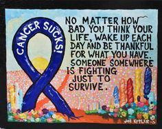 151 Cancer SUCKS by KOPLERART on Etsy