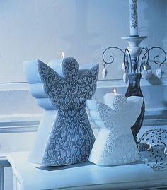 angel candle - Recherche Google