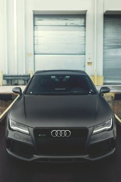 """artoftheautomobile: """"Audi RS7 """""""