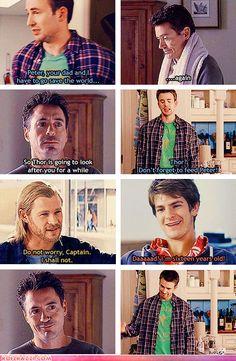 """Stan Lee's """"Marvel Family"""""""