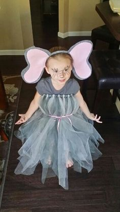 DIY Elephant Costume!