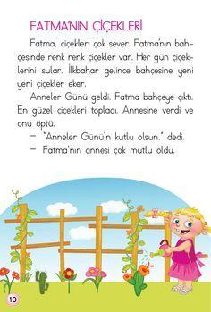 1. Sınıf Konu Anlatım HİKAYELER (OKUMA DİZİSİ) Learn Turkish, Writing A Book, Montessori, Education, Learning, Books, Worksheets, Turkish Language, Write A Book